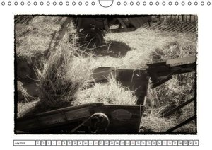 Harvest, pictures from yesteryear (Wall Calendar 2015 DIN A4 Lan