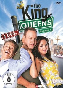 The King of Queens - Staffel 4 (Keepcase)