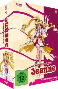 Kamikaze Kaitou Jeanne - Gesamtausgabe
