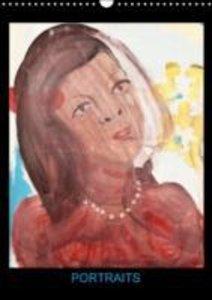 Portraits (Calendrier mural 2015 DIN A3 vertical)