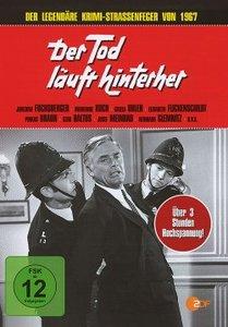 DER TOD LÄUFT HINTERHER (ZDF KRIMI-STRAßENFEGER)
