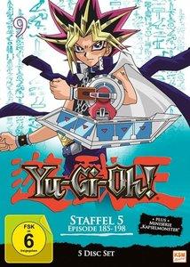 Yu-Gi-Oh! - Staffel 5.1: Episode 185-198 + Miniserie Kapselmonst