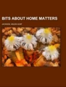 Bits about Home Matters