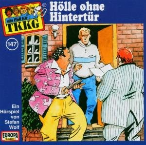 TKKG 147. Hölle ohne Hintertür. CD