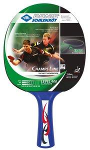Donic Schildkröt - Tischtennis Schläger: Champs Line 400, Allrou
