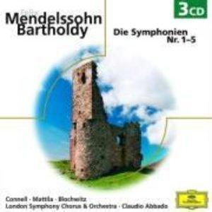 Sinfonien 1-5 (GA)