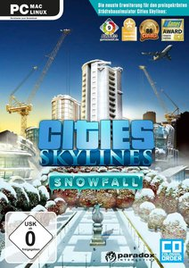Cities: Skylines Snowfall (Addon / DLC)