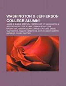 Washington & Jefferson College alumni