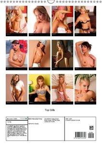 Top Girls (Wall Calendar 2015 DIN A3 Portrait)