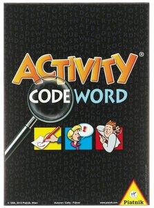 Activity Codeword