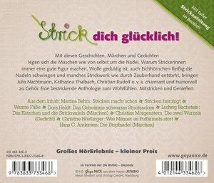 Das Strick-Hörbuch (Gedichte,Märchen U.Geschichte