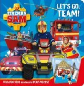 Fireman Sam Let's Go Team!