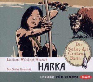 Die Söhne der Großen Bärin 03. Harka