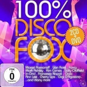 100 Disco Fox.2CD+DVD