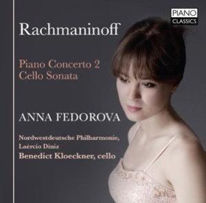 Fedorova;Rachmaninow:Piano Concerto 2