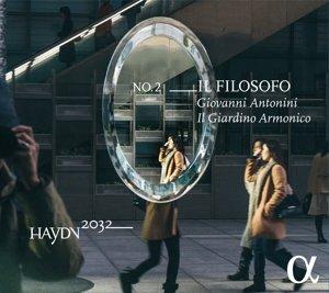 Haydn 2032 - No. 2 - Il Filosofo