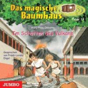 Im Schatten des Vulkans, Audio-CD