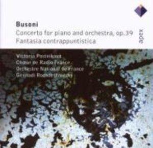 Klavierkonzert op.39 & Fantasia Contrappuntistica