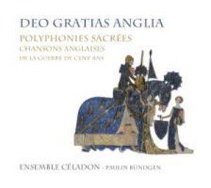 Deo Gratias Anglia-Englische Chansons