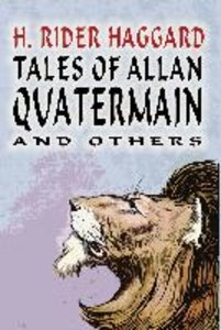 Tales of Allan Quatermain