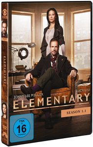 Elementary - Season 1.1 (3 Discs, Multibox)