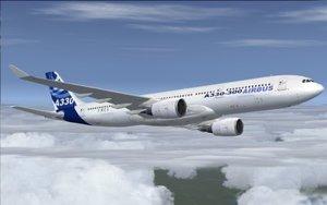 Die große Airbus Family Box - Addon für den Flight Simulator 200