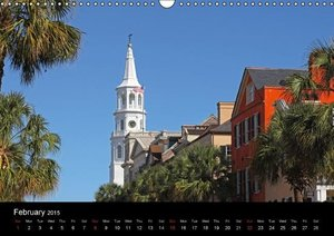 Southeast USA (Wall Calendar 2015 DIN A3 Landscape)