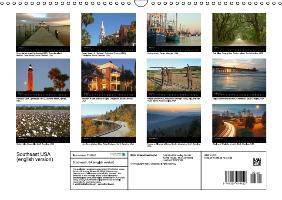 Southeast USA (Wall Calendar 2015 DIN A3 Landscape) - zum Schließen ins Bild klicken