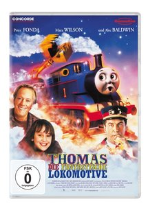 Thomas,die fantastische Lokomotive (DVD)