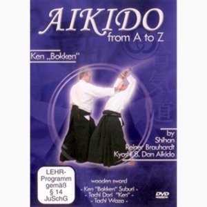 Aikido from A to Z Ken Bokken