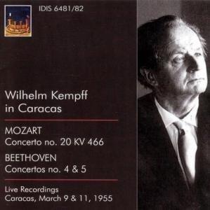 Wilhelm Kempff In Caracas