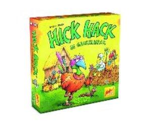 Zoch 601105069 - Hick Hack in Gackelwack, Kartenspiel
