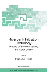 Riverbank Filtration Hydrology