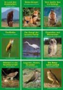 Tierfilme auf DVD-Video (Folgen 1-10)