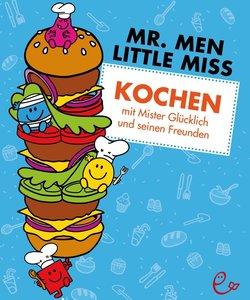 Kochen mit Mister Glücklich und seinen Freunden
