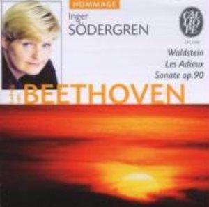 Waldstein/Les Adieux/Son.op.90