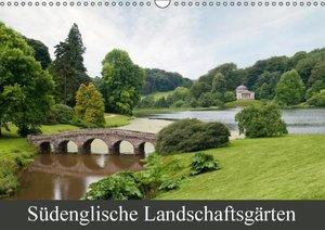 Lüftner, J: Südenglische Landschaftsgärten (Wandkalender 201