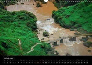 Paysages du Yunnan (Calendrier mural 2015 DIN A3 horizontal)