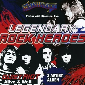 Legendary Rock Heroes Vol.1