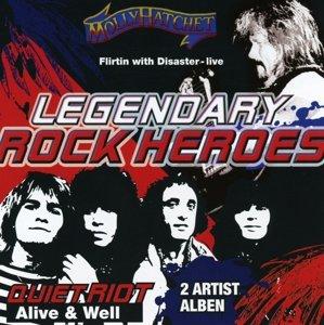 Legendary Rock Heroes Vol.1
