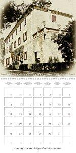 A country estate on Mallorca (Wall Calendar 2015 300 × 300 mm Sq