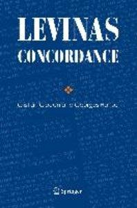 Levinas Concordance