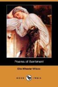 Poems of Sentiment (Dodo Press)