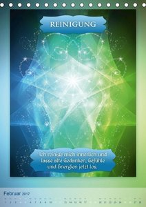 Drachenkraft-Energien - Kalender (Tischkalender 2017 DIN A5 hoch
