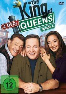 The King of Queens - Staffel 6 (Keepcase)