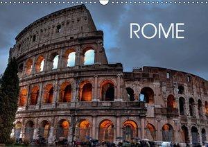 Rome (Wall Calendar 2015 DIN A3 Landscape)