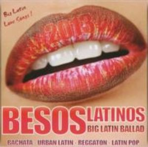Besos Latinos Latin Ballad 2013