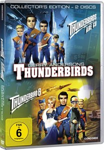 Thunderbirds Are Go/Thunderbird 6-Collect (DVD)