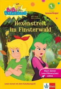 Bibi Blocksberg - Hexenstreit im Finsterwald