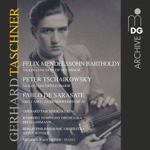 Violinkonzerte: Mendelssohn,Tschaikowsky,Sarasat